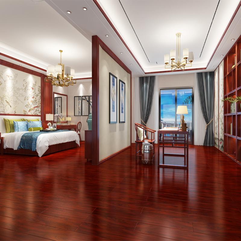 复合地板地暖家用12mm强化木地板耐磨防水厂家直销家装木质金刚板