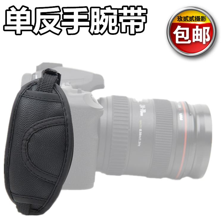 包邮 单反相机手腕带 适用佳能/尼康/宾得/索尼/富士/松下手腕带