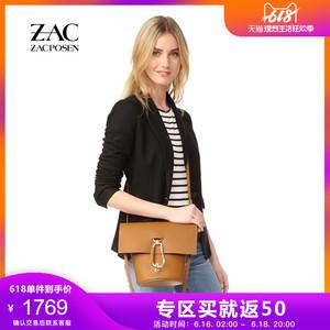 领100元券购买凯特周丨zac zac posen牛皮水桶包