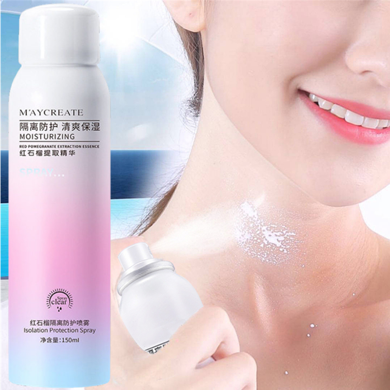 Whitening Sunscreen Spray, Li Jiaqi, recommends SPF50+s neck, face, isolation, waterproof and ultraviolet.