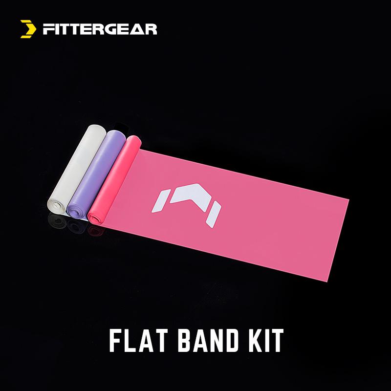 FitterGear фитнес йога модель секс эластичность группа протягивать ралли с мощность обучение блок группа тянуть веревку