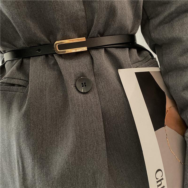 タオバオ仕入れ代行-ibuy99|腰带|韩国复古小腰带女士真皮西装细腰带时尚百搭皮带配连衣裙毛衣收腰