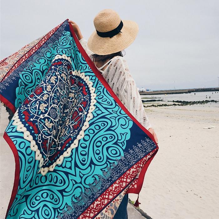 Пакистан ли, единица измерения длины и веса остров приморский путешествие праздник солнцезащитный крем мантильи завернуть юбка песчаный пляж юбка полотенце окружать пряжа бикини шаль 4713