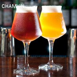 比利时精酿特酷TEKU啤酒杯 郁金香高脚杯 无铅水晶红酒杯葡萄酒杯