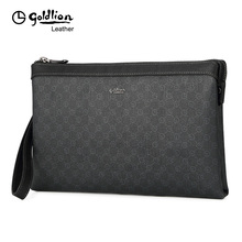 Jinlilai men's bag authentic men's envelope bag big brand hand bag leisure fashion young men's bag trend