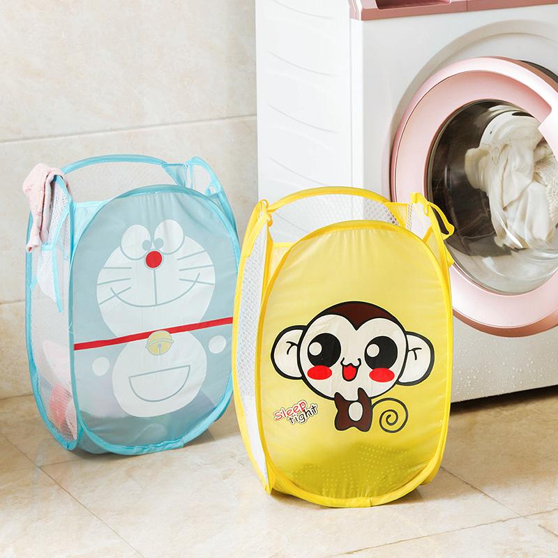 Ванная комната большой размер грязный одежда корзина прачечная корзина грязный одежда корзины складные мультики корзина грязный одежда хранение корзина одежда для хранения корзина