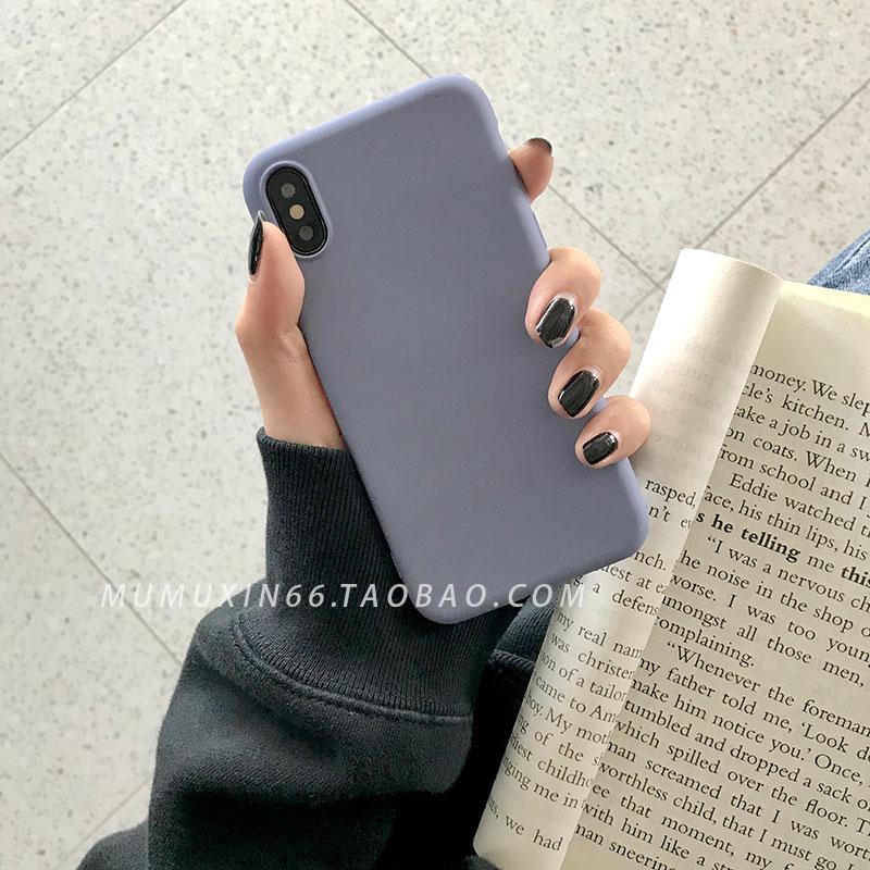 雾蓝色软壳vivox23手机壳x21硅胶x20个性x9创意x9plus简约x9s限3000张券