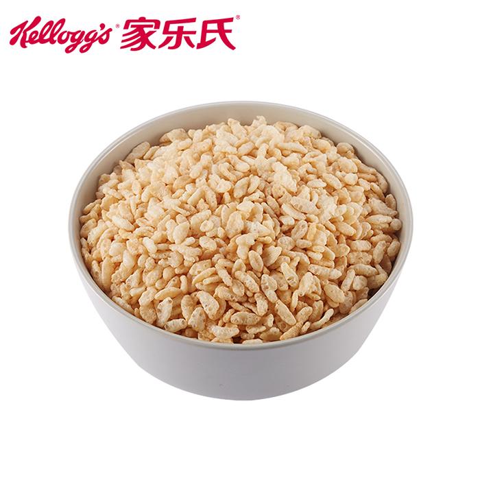 家樂氏泰國 卜卜米200g非油炸粗糧即食穀物早餐麥片兒童健康