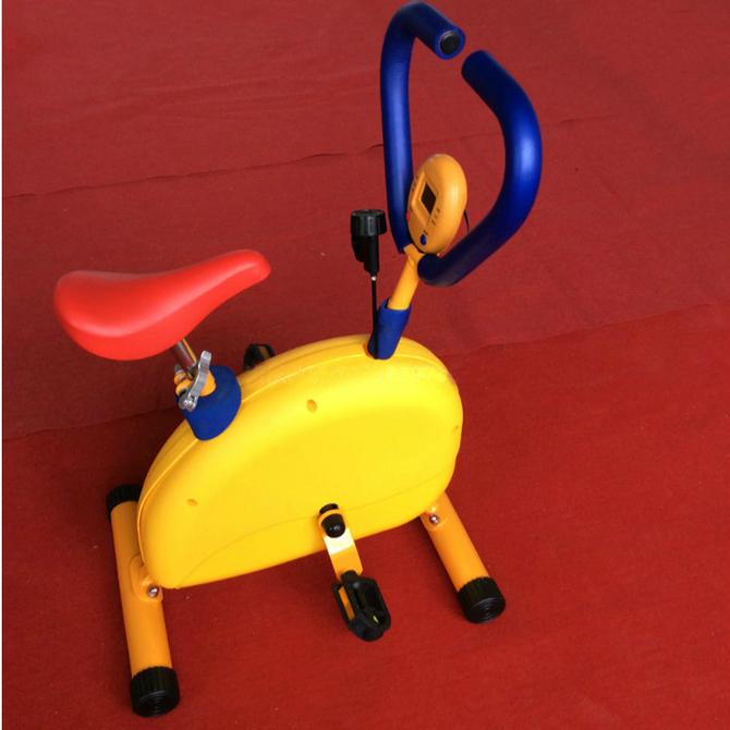 健身器材幼儿园体育设施 健身车拉力器感统训练儿童跑步机 儿童