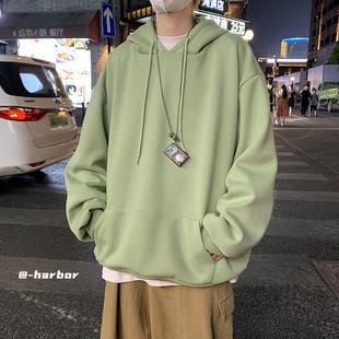 小尼同學嘻哈潮牌店GRAF404moboversize版型13色入連帽衞衣外套潮