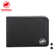 MAMMUT Mammoth mens outdoor fashion classic durable multifunctional oxford cloth short Wallet