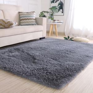 简约现代北欧地毯卧室满铺可爱客厅茶几沙发榻榻米床边地垫大面积