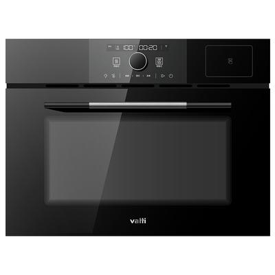 华帝i23011蒸烤一体机嵌入式家用蒸烤箱50升蒸箱智能电蒸箱电烤箱