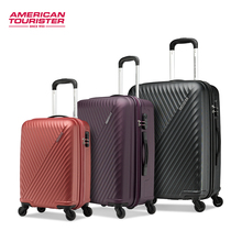American suitcase 20 inch boarding case 24 password suitcase man 28 inch universal wheel trolley box ax9