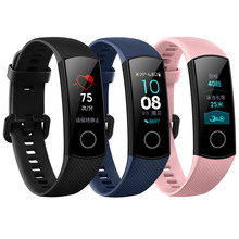Glory Bracelet 4 Intelligent Sports Bracelet 3 Sports Watch Waterproof Color Screen NFC Bus Metro Running Call Reminder Pedestrian Heart Rate Bluetooth Huawei