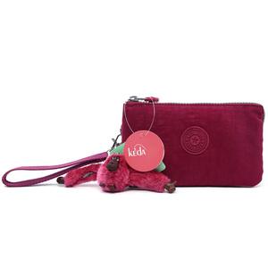 韩国帆布手机零钱包女布艺手拿包休闲防水钱包尼龙小手包手抓包包