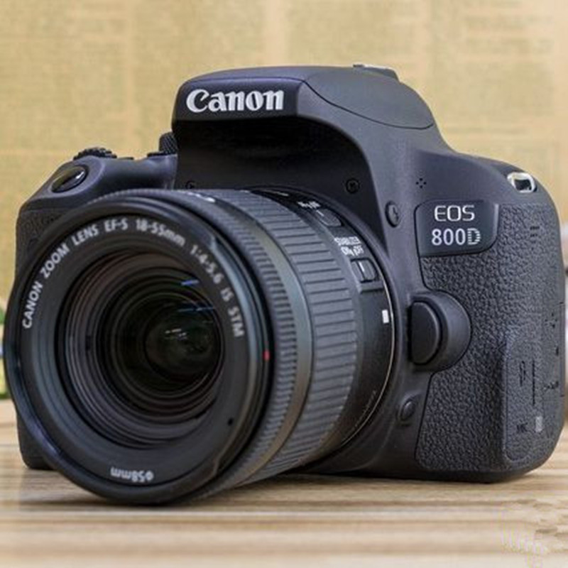 Canon / Canon EOS 800D (18-55mm STM) set HD entry level Camera SLR
