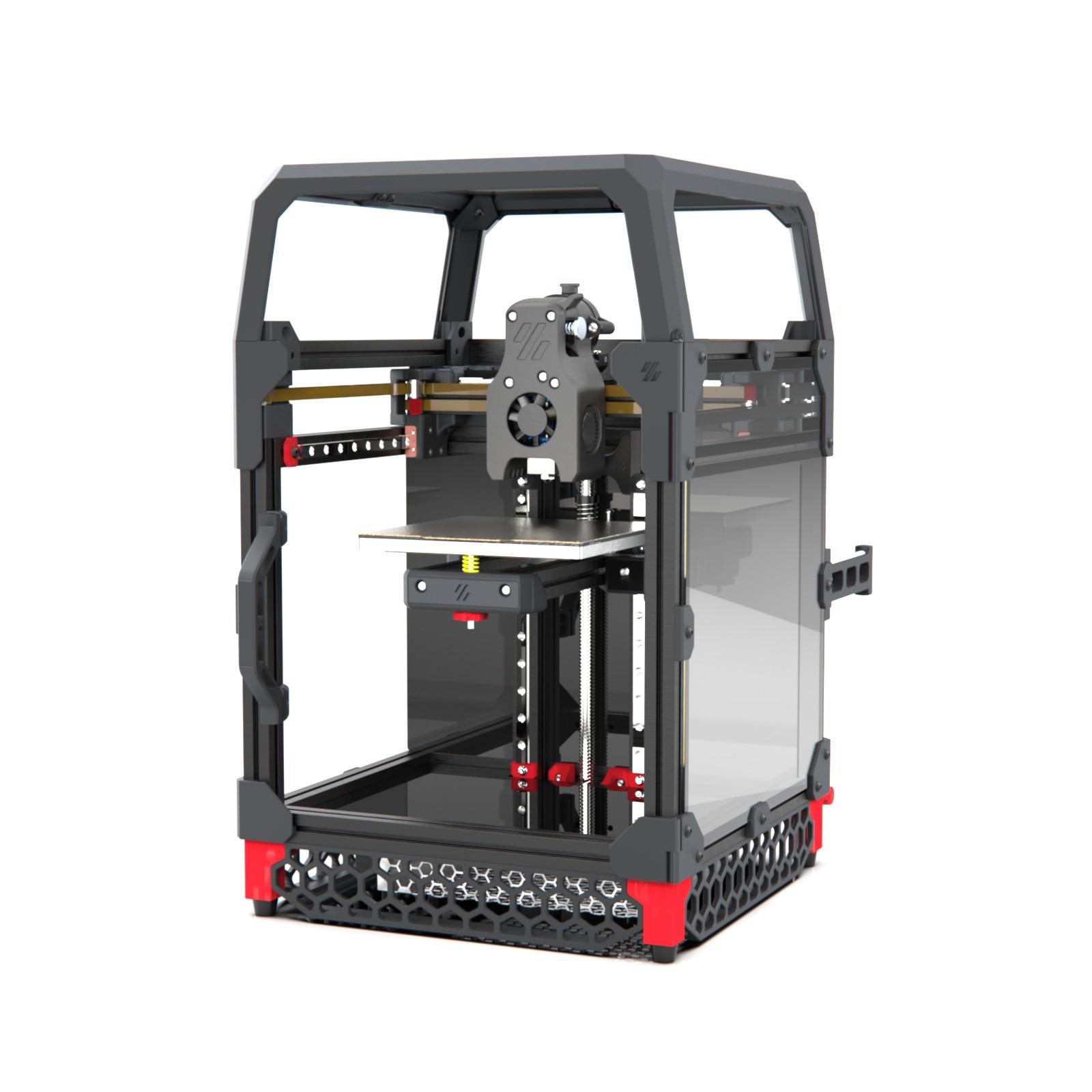 Voron V0.1高配版全套配件 桌面级3D打印机 DIY散 送MJF