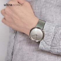 ULTRAWORKS手表女简约气质ins风概念设计师国产腕表2019年新款G2