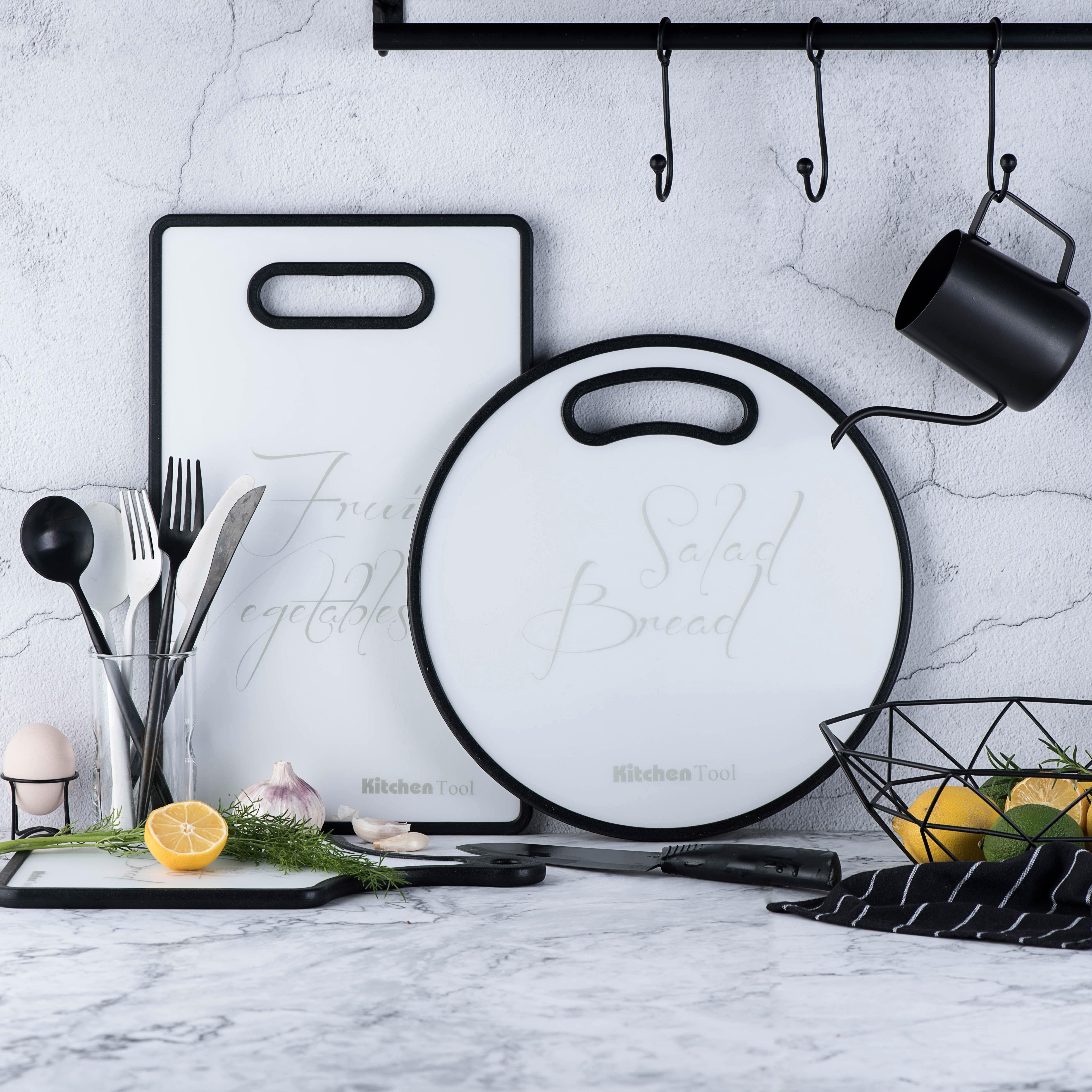 北欧简约PP创意个性厨房砧板小菜板家用面包板寿司板蔬果砧板家用11月02日最新优惠