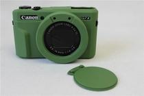 适用佳能PowerShot G7X Mark II相机包硅胶套g7x2 G7XIII套 G7X3
