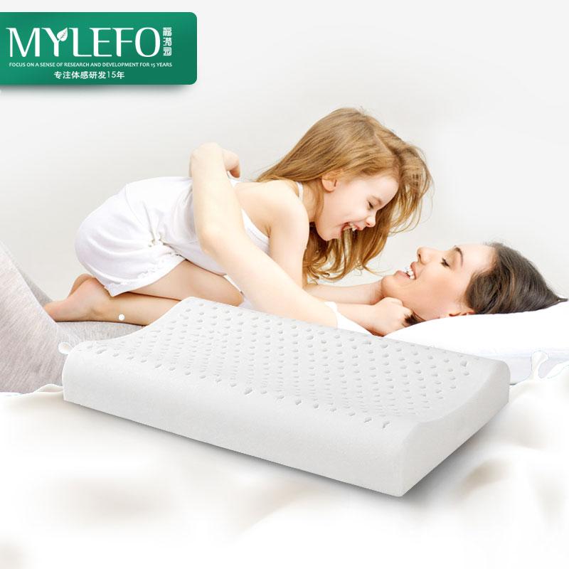 Хофман сад таиланд эмульсия подушка ученик младенец младенец рак шейки подушку ребенок резина подушка памяти ядро 3-6-16 лет