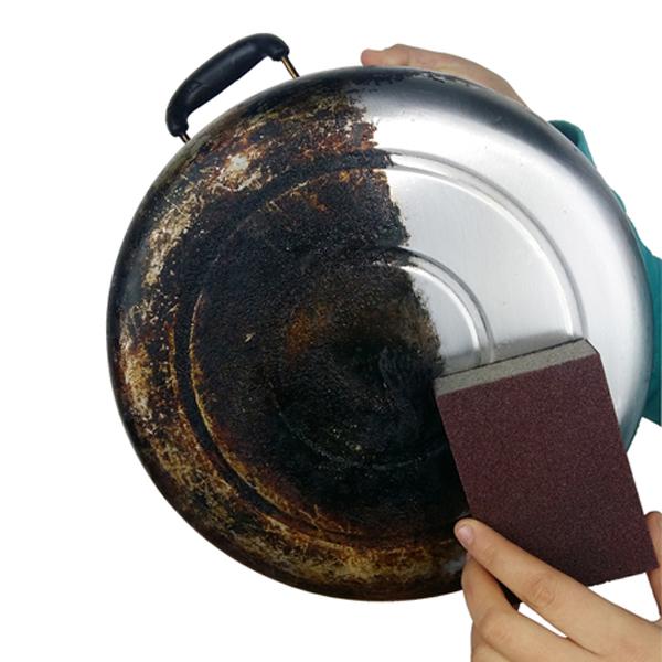 Алмаз песок губка вытирать nano губка вытирать горшок конец артефакт волшебный магия вытирать мыть горшок губка кроме ржавчина 6 штук