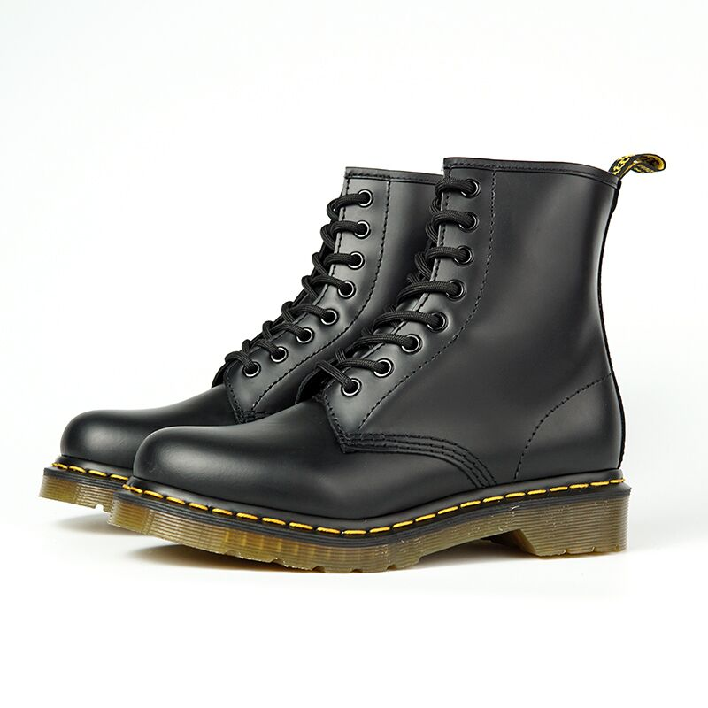 Zhang Sanmao customized 1460 Martin boots, 8-hole laced couple shoes, men's and women's short boots, locomotive boots