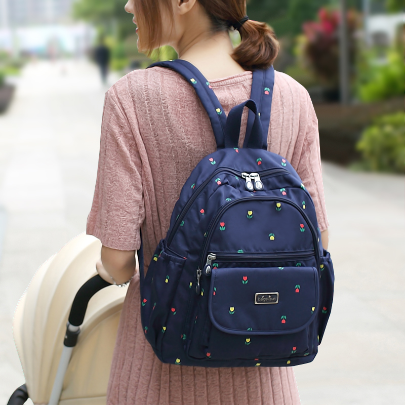 Мама пакет многофункциональный большой потенциал мама рюкзак пакет корейский моды сокровище мама мешки из многофункциональный