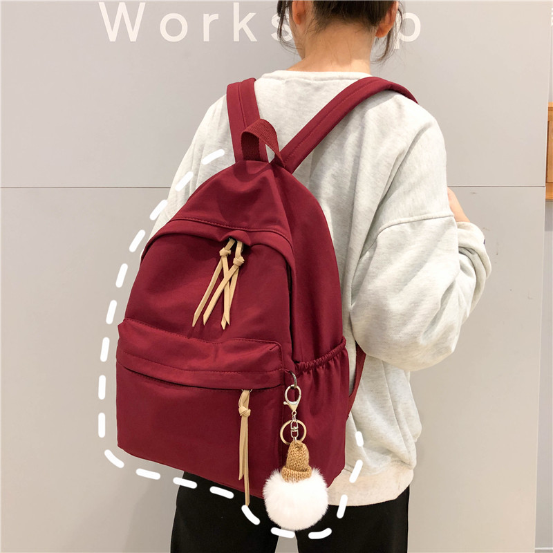 Backpack for female junior high school students
