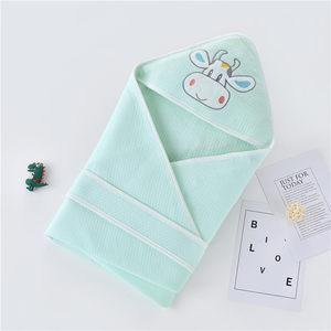 小牛年宝宝新生儿纯棉保暖夏季薄款包被春秋包被抱毯襁褓包巾浴巾