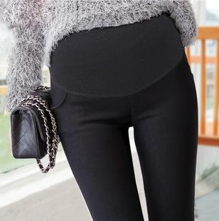 孕妇裤子夏装外穿打底裤2021新款显瘦时尚薄款小脚长裤孕妇装夏装