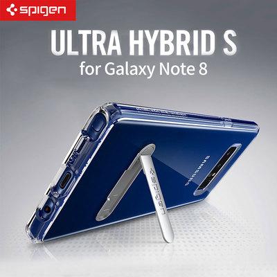 Spigen三星note8手机壳新款防摔透明软硅胶保护套个性创意男女潮