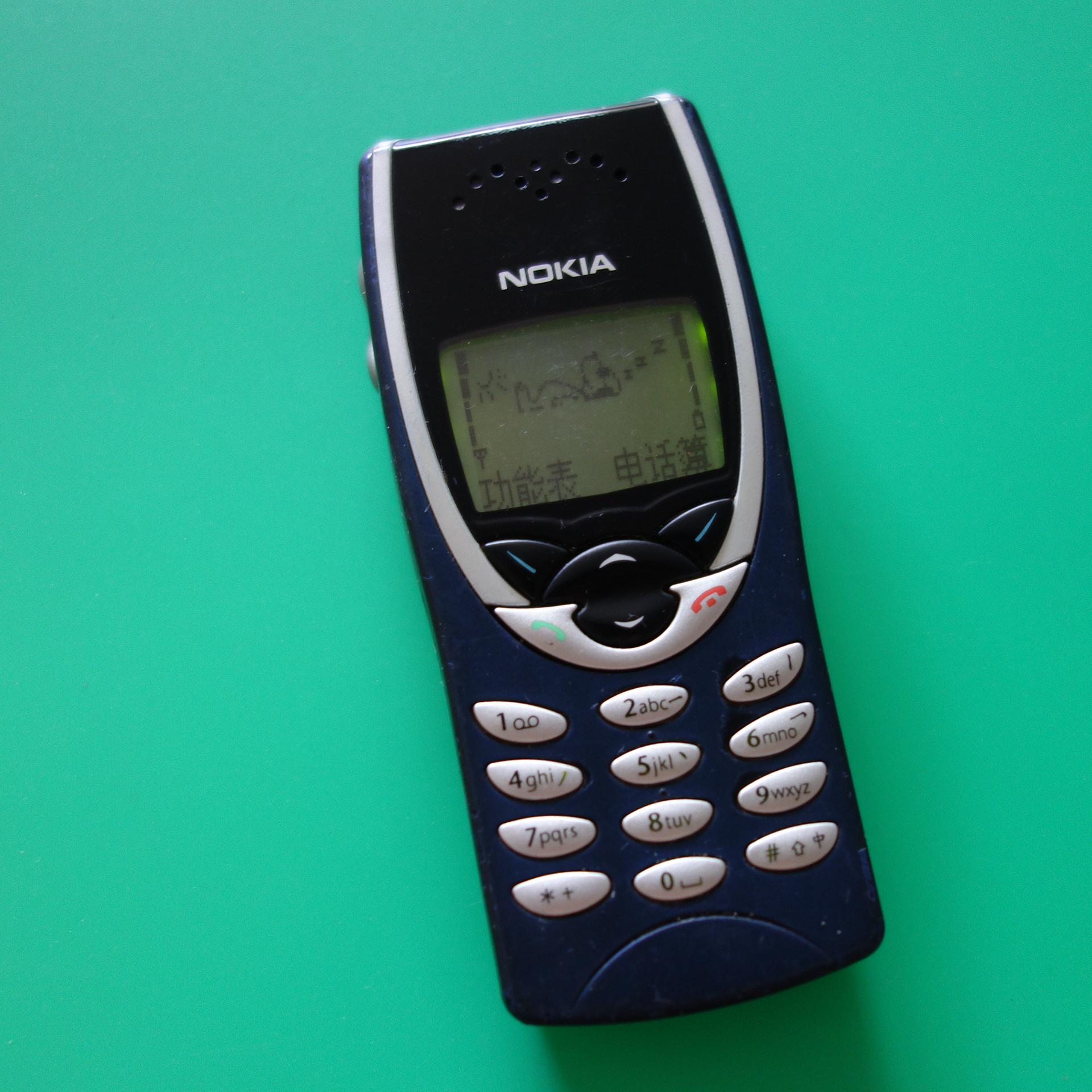 原装Nokia/诺基亚8210二手诺基亚8210手机诺基亚经典老手机直板