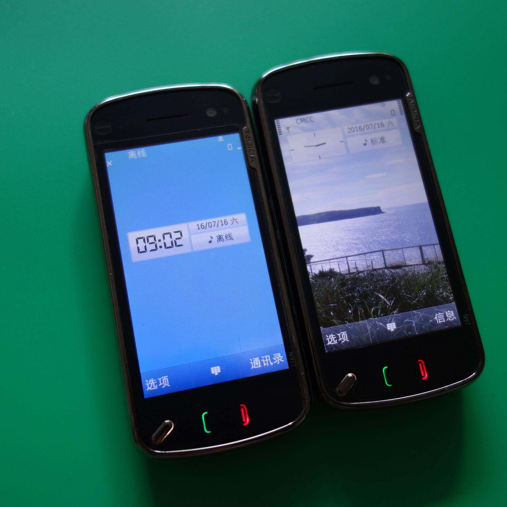 原装Nokia/诺基亚N97二手诺基亚N97手机诺基亚经典手机侧滑全键盘
