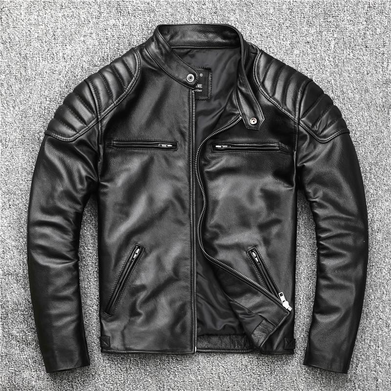 Кожаные куртки Артикул 598050720779