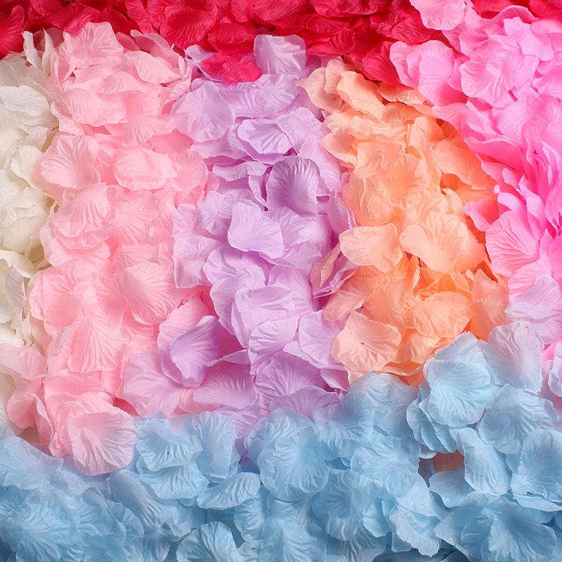 Бесплатная доставка ! свадьба лепесток моделирование роуз выйти замуж T тайвань рука посыпать цветок KTV фунт наряд 500 грамм завод 7300 лист
