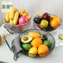仿真水果蔬菜模型儿童早教益智利蔬摆件家居橱窗样板装饰拍摄道具