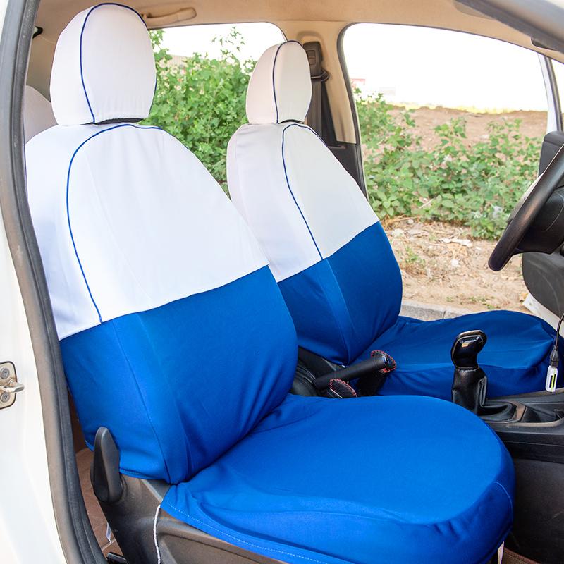 专业定做出租车座套 出租车广告座椅套 的士坐垫广告专车专用座套