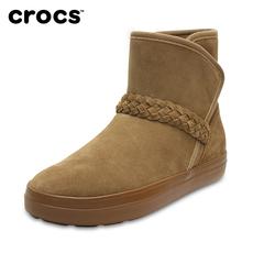Зимние ботинки Crocs 204798
