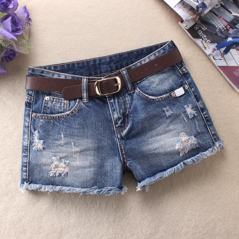 Женские джинсы / Джинсовые шорты Артикул 562763947540