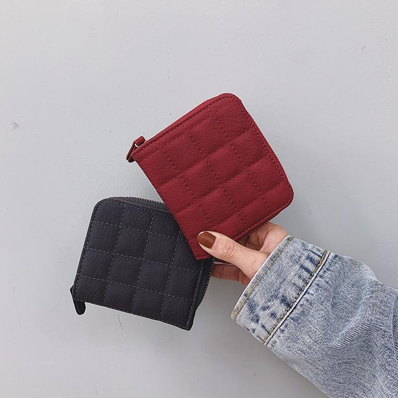 中國代購|中國批發-ibuy99|钱包|2021年新款女钱包放口袋的小钱包荷包袋气质网红小众女士卡包时尚