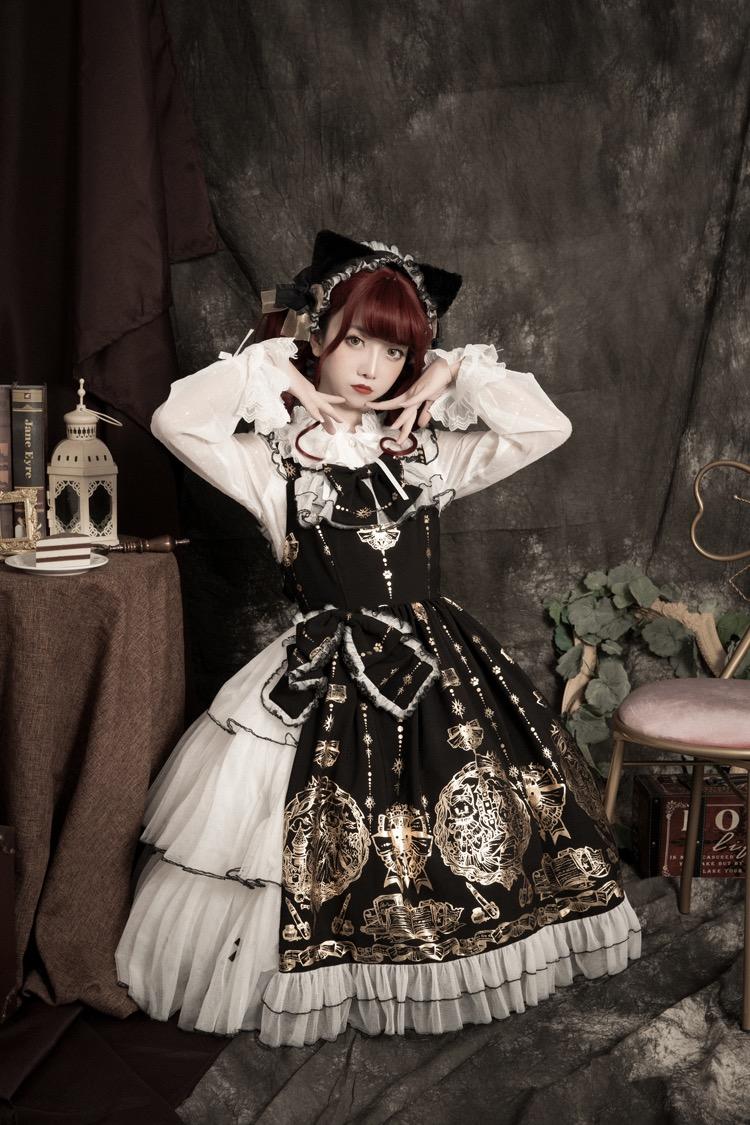 [Xiaolu peach blossom sauce] Lolita op jsk in fairytale town
