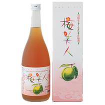 现货包邮13度果酒梅美人配制酒日本冲绳泡盛梅酒原装进口