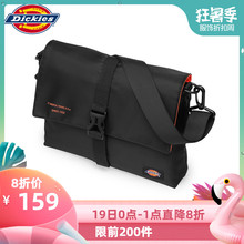 Dickies Slant Bag Men's Bag Tide 2019 New Leisure Single Shoulder Bag Double Side Student Couple Girls'Bag