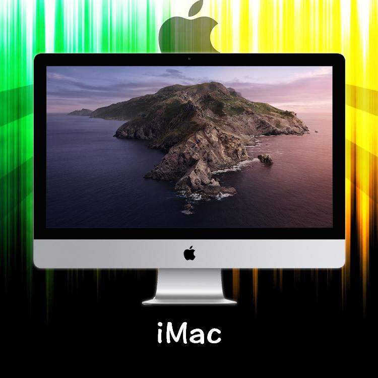 2019款全新Apple/苹果iMac一体机台式电脑4K5K21.5 27寸iMacPro