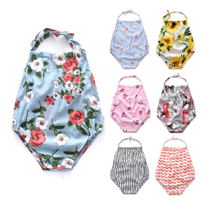 婴儿肚兜连体纯棉夏季女宝宝儿童一岁男薄款新生儿衣服初生小护肚