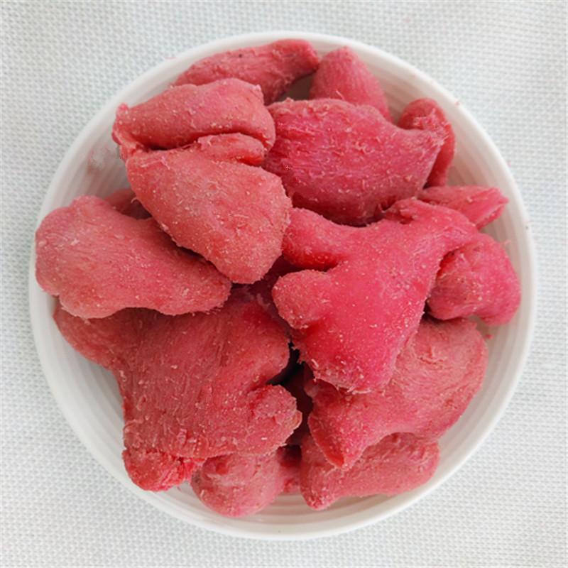 红姜坨块盐津嫩湿咸辣甜五味口味金梅生姜片干丝零食湖南益阳特产