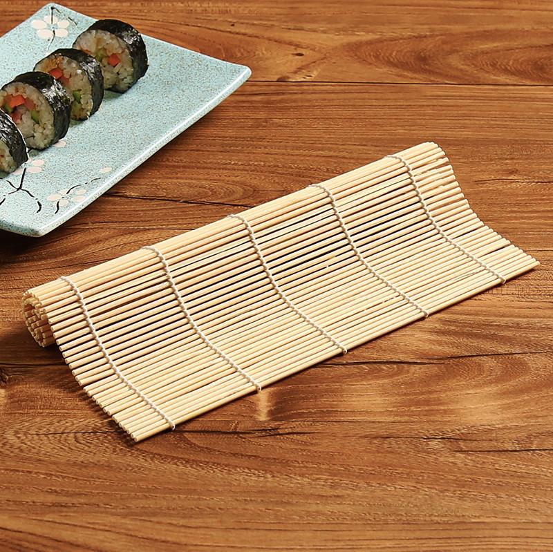 Суши-бамбуковые инструменты суши-суши пакет Рисовая бамбуковая ручная сушилка для суши суши