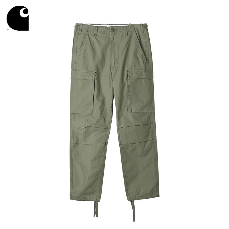 Carhartt WIP 2019男子工装口袋裤长裤 IA182054